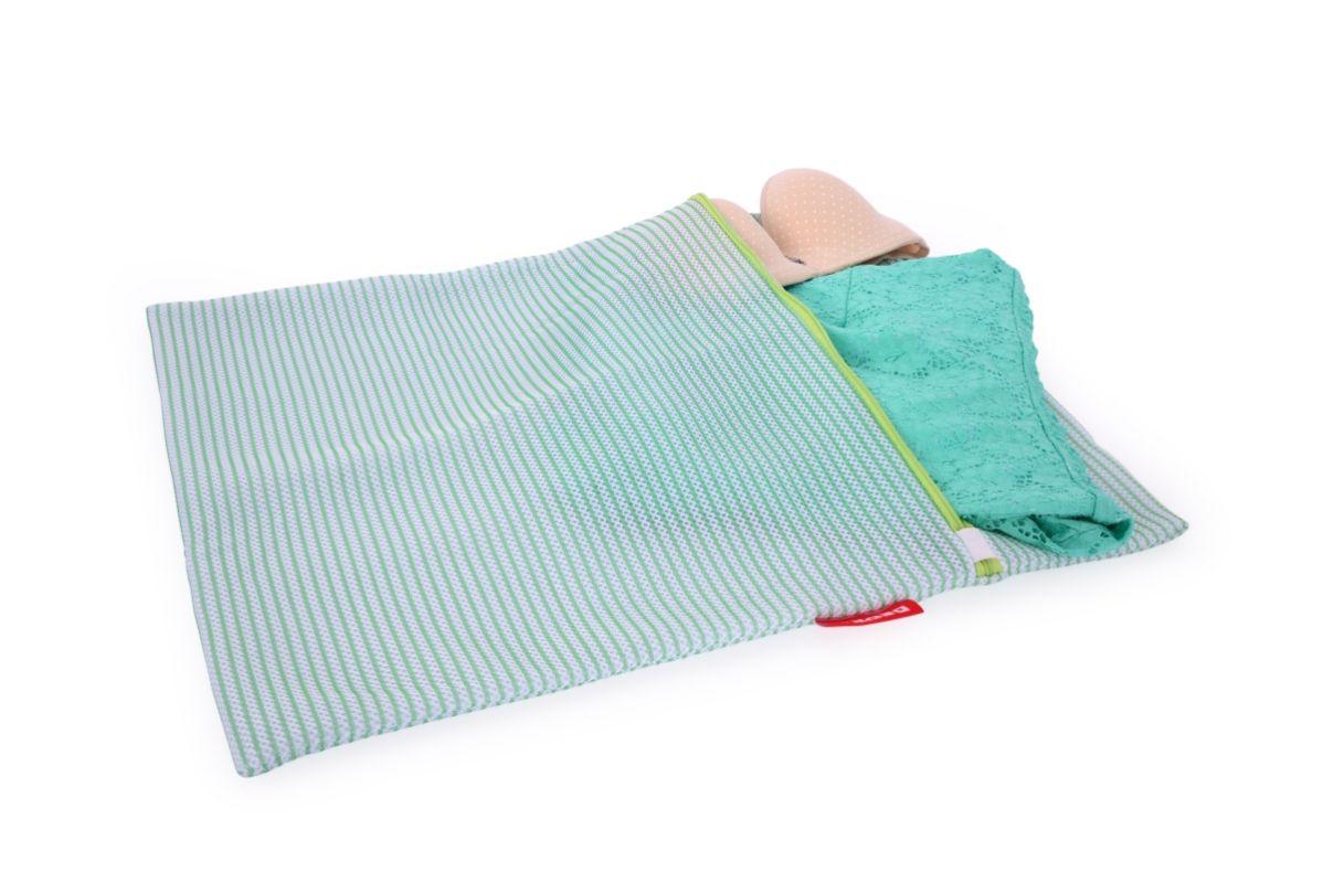 XXL sáček na praní jemného prádla na zip 47 x 60 cm.